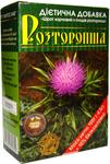 Натуральный Шрот из семян расторопши, 100г, Мирослав