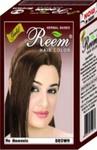 Краска для волос, REEM на основе хня, Коричневая, Индия