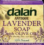 Dalan Натуральное оливковое мыло с маслом лаванды Antique Daphne Antique Lavender, 150 гр