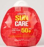 Cafe mimi SUNCARE Солнцезахісний водостійкий крем для обличчя та тіла SPF50+ , 100мл