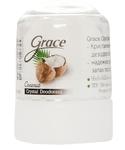 Grace Натуральный солевой дезодорант с экстрактом Кокоса, 40г,Таиланд