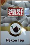 Чай черный индийский PEKOE крупнолистовой, MERI CHAI, 100г