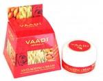 Крем для лица Омолаживающий, с экстрактами миндаля, розы, и зародышами пшеницы, 30мл, VAADI