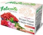Фиточай ягоды годжи с иван-чаем, 20фп*1,5г ,Naturalis