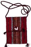 Сумка в этническом стиле , тканевая,  маленькая , Вироби карпат , Украина